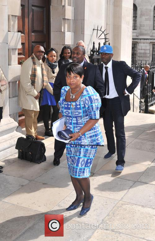 Doreen Lawrence and Stuart Lawrence 4