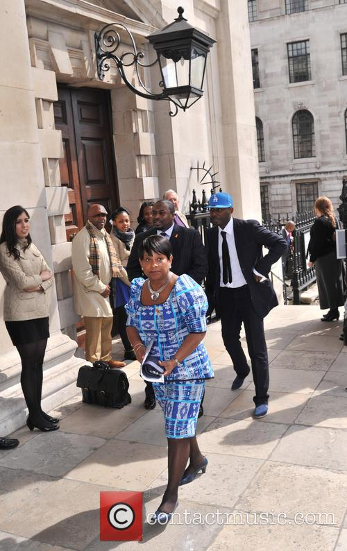 Doreen Lawrence and Stuart Lawrence 5