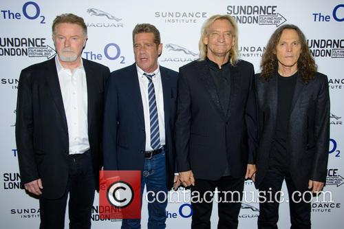 Glenn Frey, Don Henley, Joe Walsh, Timothy B Schmit and Eagles