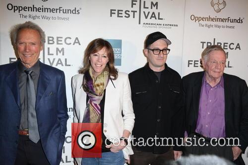 Clint Eastwood, Jane Rosenthal, Darren Aronofsky and Richard Schickel