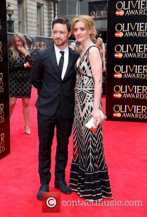 James Mcavoy and Anne-marie Duff 6