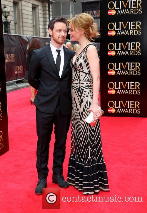 James Mcavoy and Anne-marie Duff 7