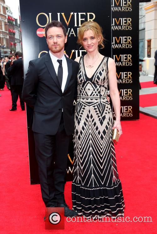 James Mcavoy and Anne-marie Duff 10