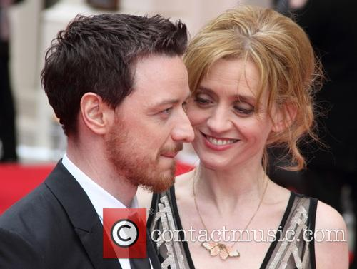 James Mcavoy and Anne Marie Duff 11
