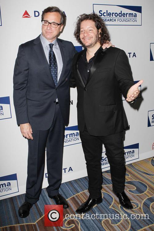 Bob Saget and Jeff Ross 6