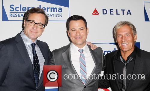 Bob Saget, Jimmy Kimmel and Michael Bolton 3