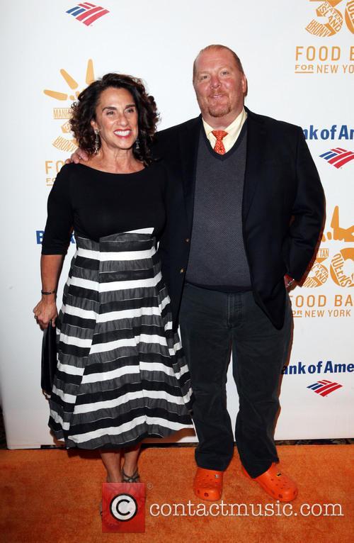 Mario Batali and Susan Cahn