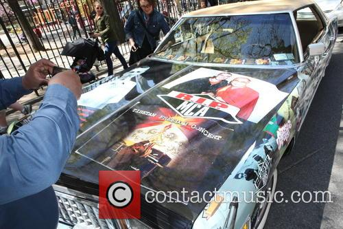 Adam Yauch and Dave Sussman's Vintage Caddy