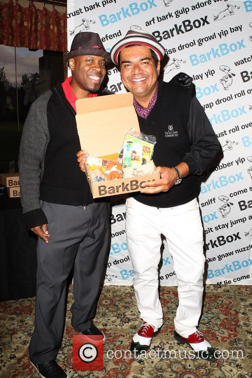 George Lopez and Michael Bearden 5