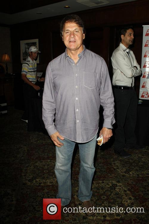 George Lopez and Tony La Russa 1