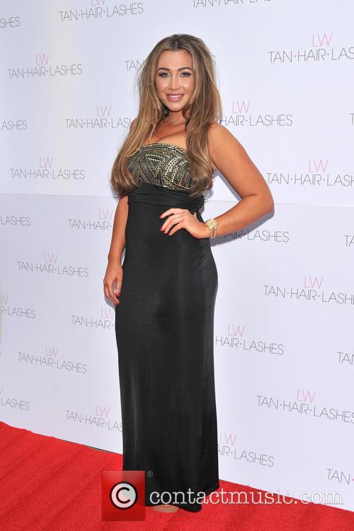 Lauren Goodger 8