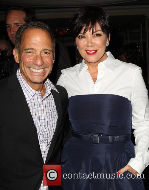 Harvey Levin and Kris Jenner 1
