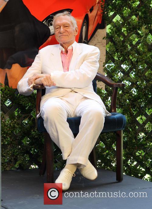 Hugh Hefner 1