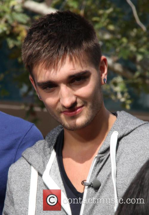 Siva Kaneswaran, Tom Parker and The Wanted