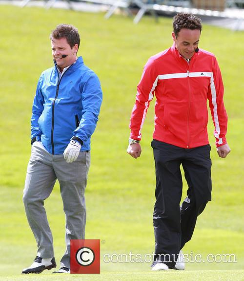 Declan Donnelly and Anthony Mcpartlin 9