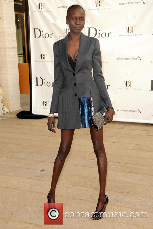 American Ballet Theatre and Alek Wek