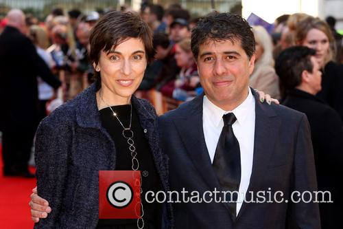Hossein Amini and Wife
