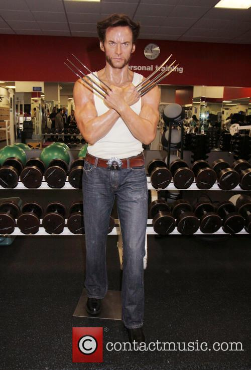 Hugh Jackman and Wolverine 5