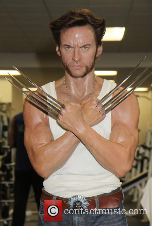 Hugh Jackman and Wolverine 1