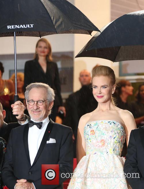 Steven Spielberg and Nicole Kidman 1