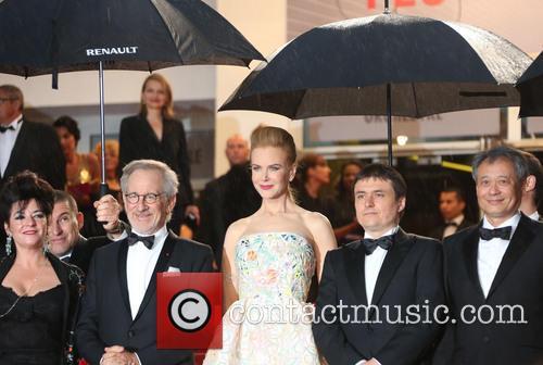 Steven Spielberg, Nicole Kidman, Cristian Mungiu and Ang Lee 2