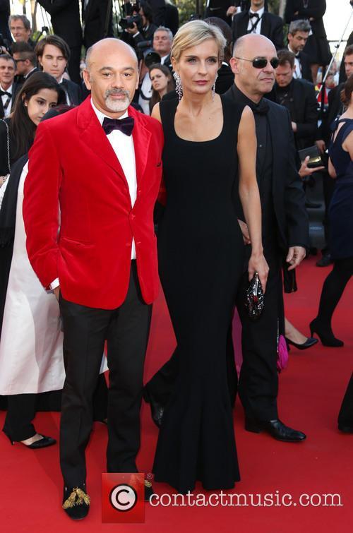 Christian Louboutin and Melita Toscan Du Plantier 4