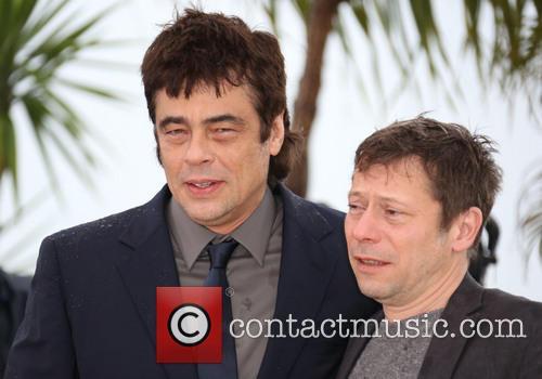 Benicio Del Toro and Mathieu Amalric
