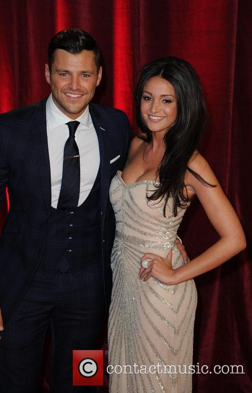 Mark Wright and Michelle Keegan 1