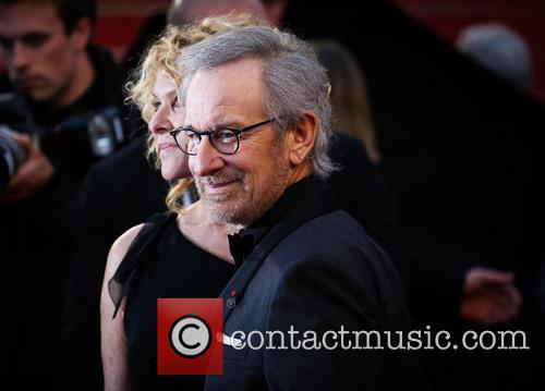 Kate Capshaw and Steven Spielberg 7