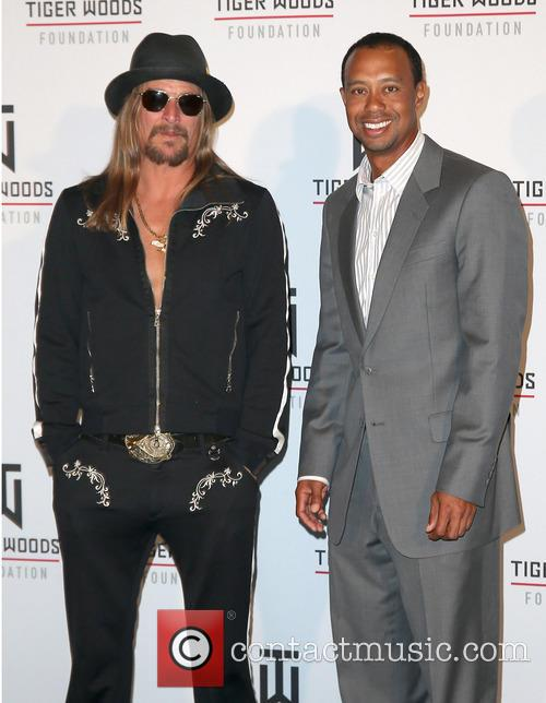 Kid Rock and Tiger Woods 3