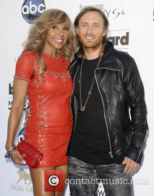 David Guetta and Cathy Guetta 2