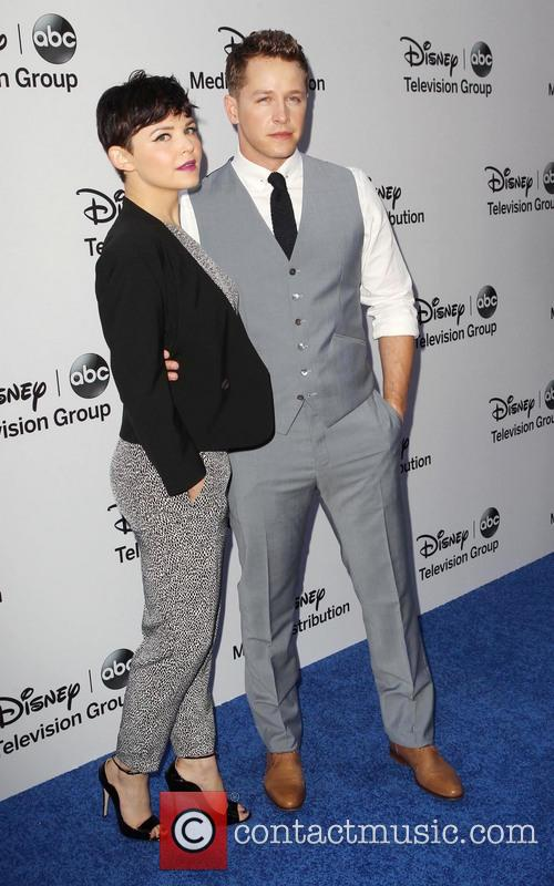 Ginnifer Goodwin and Josh Dallas 1