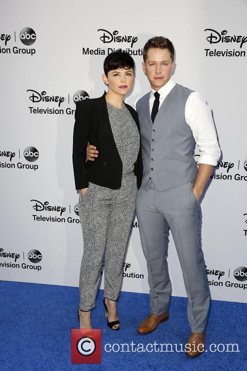 Ginnifer Goodwin and Josh Dallas 2