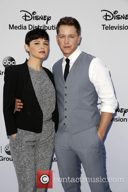Ginnifer Goodwin and Josh Dallas 5