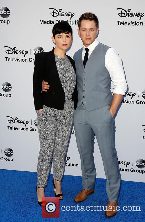 Ginnifer Goodwin and Josh Dallas 11