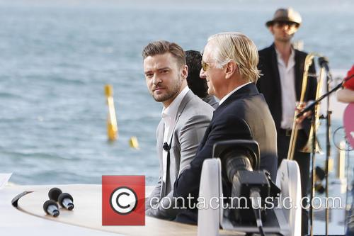 Justin Timberlake and T-bone Burnett