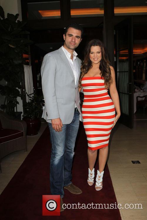 Khloe Kardashian Odom and Darius Campbell