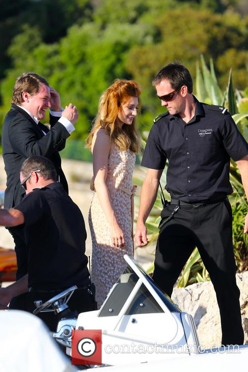 Nicola Roberts and Charlie Fennell 1