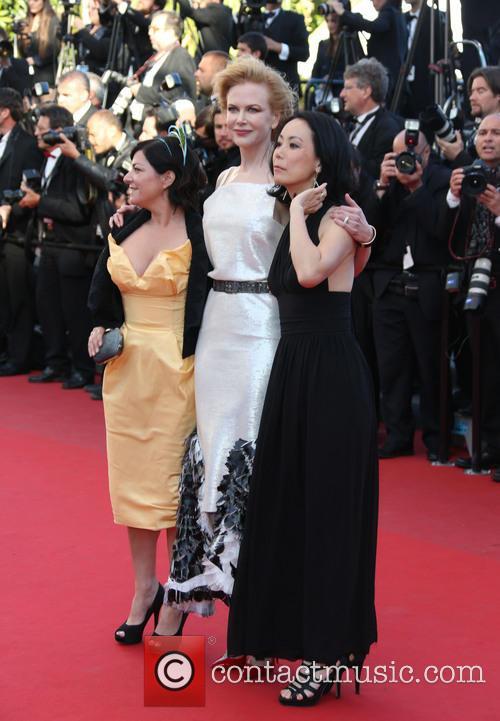 Lynne Ramsay, Nicole Kidman and Naomi Kawase