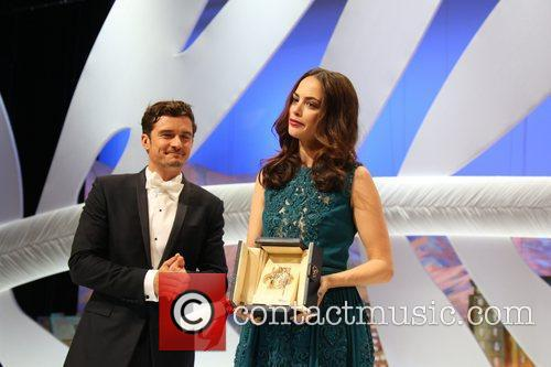 Berenice Bejo and Orlando Bloom 4