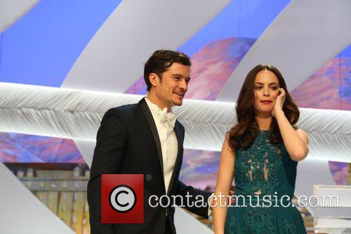 Berenice Bejo and Orlando Bloom 5