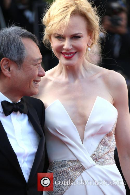 Nicole Kidman and Ang Lee 7
