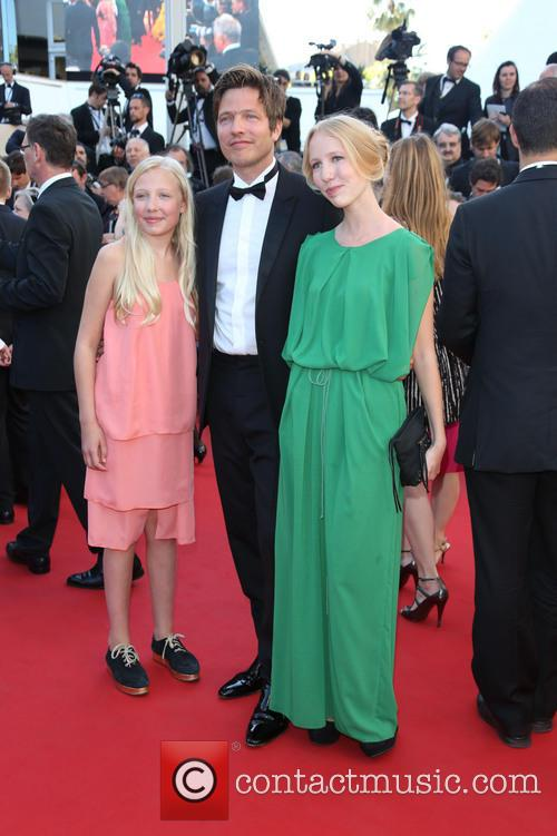 Thomas Vinterberg and Daughters