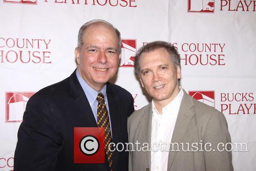 Jed Bernstein and Charles Busch 2