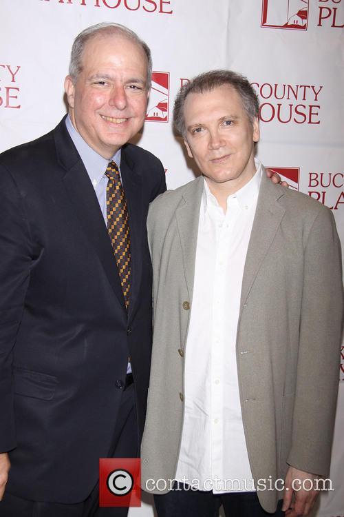 Jed Bernstein and Charles Busch 1