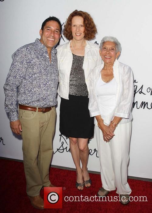 Oscar Nunez, Ursula Whittaker and And Mother