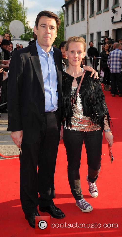 Andy Burnham and Stone Roses 1