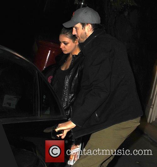 Mila Kunis and Ashton Kutcher 6