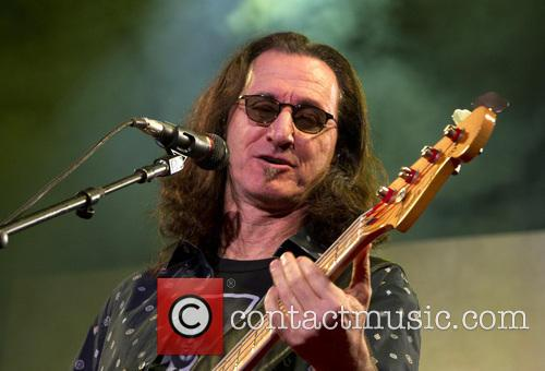 Geddy Lee and Rush 6