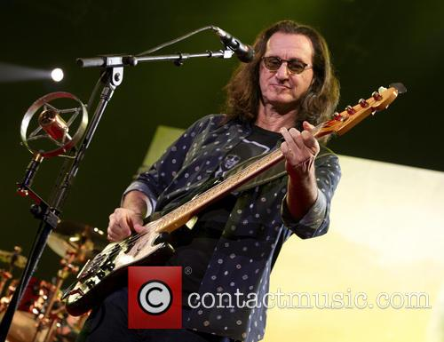 Geddy Lee and Rush 11
